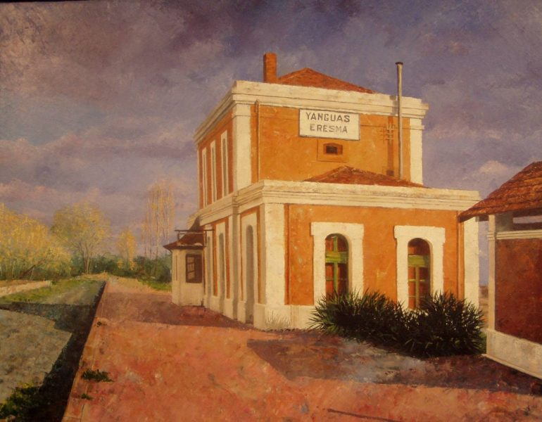 Estación Yanguas de Eresma